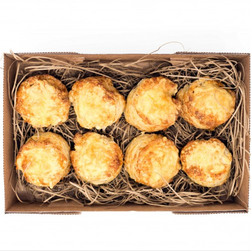 Cheese scones x 8