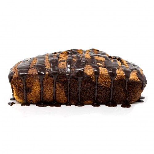 Chocolate Orange Marble Loaf Cake