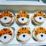 6 x Customised Cupcakes