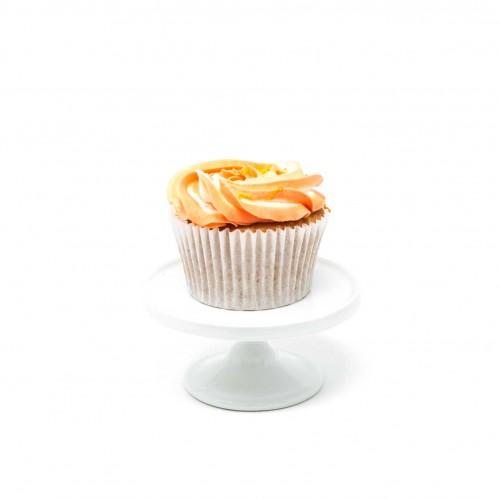 6 x Orange Cupcakes with Orange Buttercream