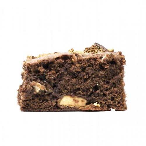 Chocolate Mint Areo Brownie