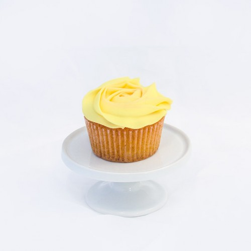 6 x Lemon Cupcakes