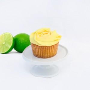 6 x Lemon and Lime Cupcakes