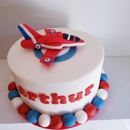 Red Arrows / Jet Cake
